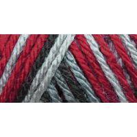 Caron Simply Soft Camo Yarn - Red Camo NOTM067153