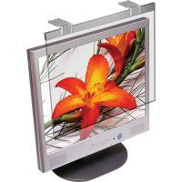 "Kantek Non-Glare Filter/Screen Protector for 20"" LCD Screens, Silver KTKLCD20W"