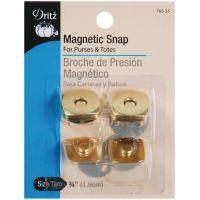 Square Magnetic Snaps   NOTM093358