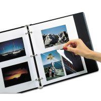 C-Line Redi-Mount Photo-Mounting Sheets, 11 x 9, 50/Box CLI85050
