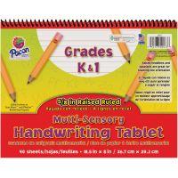 "Pacon Multi-Sensory Handwriting Tablet 10.5""X8"" NOTM395058"
