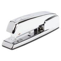 Swingline 747 Business Full Strip Desk Stapler, 25-Sheet Capacity, Polished Chrome SWI74720