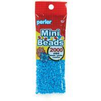 Mini Perler Beads 2000/Pkg NOTM444556