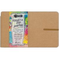 Dyan Reaveley's Dylusions Creative Flip Journal NOTM466650