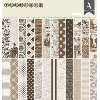 """Authentique Collection Kit 12""""X12"""" NOTM321749"""
