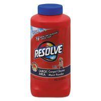 RESOLVE Pet Carpet Cleaner Moist Powder, Fresh, 18oz Canister RAC82652EA
