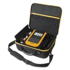 DYMO XTL 500 Industrial Label Maker Kit, 28mm/Second, 16 1/8w x 5 3/4d x 14 3/8h