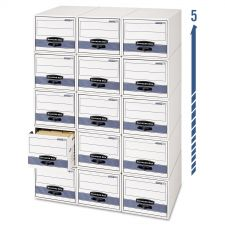 Bankers Box Stor/Drawer Steel Plus Heavy Duty Storage Drawers
