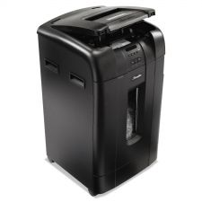Swingline Stack-and-Shred 750M Hands-Free Micro-Cut Shredder