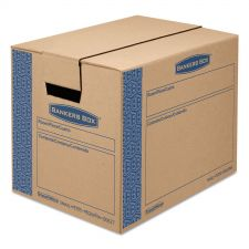 Bankers Box SmoothMove Prime Small Moving Boxes