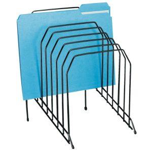 Brenton Studio Wire Incline File, Black ODFN524272