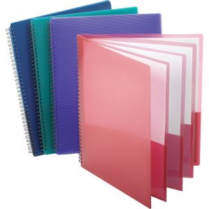 Pocket Folders & Portfolios