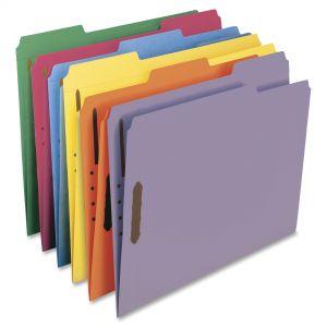 Top Tab Filefolders with Fasteners