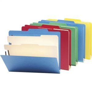 Classification File Folders