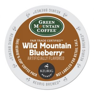 Blueberry Flavored Coffee K Cups