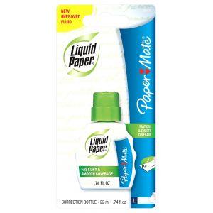 Paper Mate Liquid Paper Correction Fluid PAP5640415