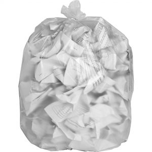 Clear Trash Bags