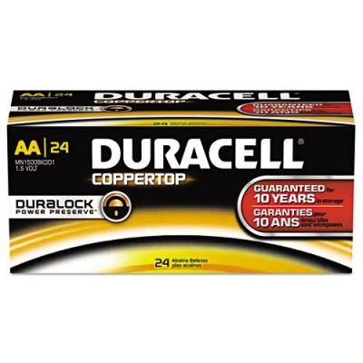 DURMN1500BKD - Duracell Coppertop AA Batteries