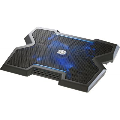 IGRMNW1003 - Cooler Master NotePal X3 - Gaming Laptop Cooling Pad with 200mm Blue LED Fan