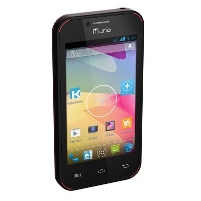 IGRM2U7638 - Techno Source Kurio Android Smartphone for Kids with Blue Case