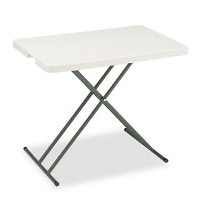 ICE65490 - Iceberg IndestrucTable Too 1200 Series Personal Folding Table