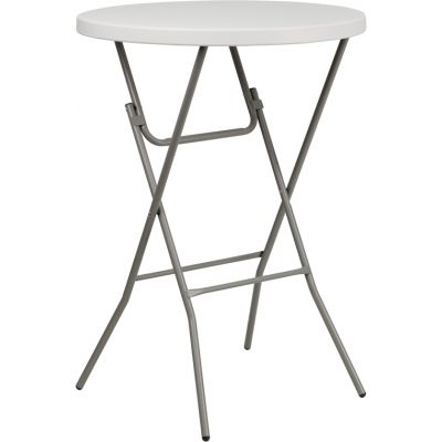 FHFRB32RBBARGWGG - Flash Furniture White Plastic folding table