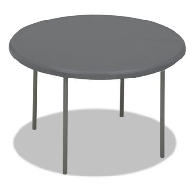 ICE65247 - Iceberg IndestructTable Too Commercial Grade Round Folding Table
