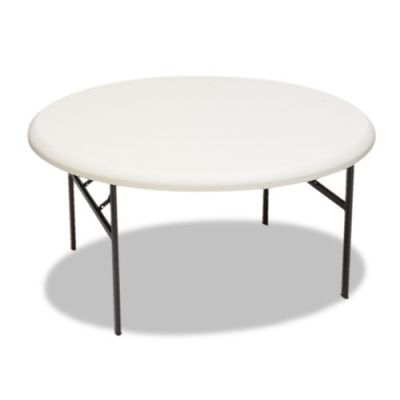 ICE65263 - Iceberg IndestructTable Too Commercial Grade Round Folding Table