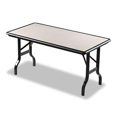 ICE65117 - Iceberg IndestrucTable Rectangular Folding Table