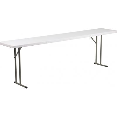 FHFDADYCZ2442GWGG - Flash Furniture Rectangular Folding Table