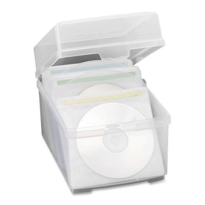 CCS22292 - Compucessory CD\/DVD Storage Box