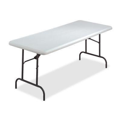 LLR12346 - Lorell Ultra-Lite Rectangular Folding Table