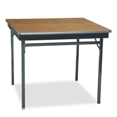 BRKCL36WA - Barricks Square Folding Table