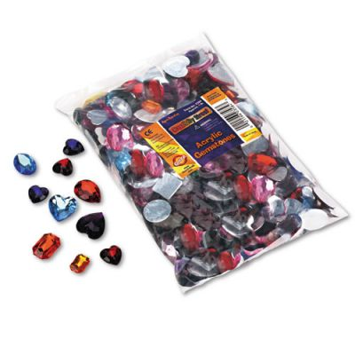 Creativity street acrylic gemstones for Plastic gems for crafts