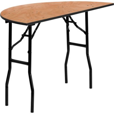 FHFYTWHRFT48HFGG - Flash Furniture Natural Wood folding table