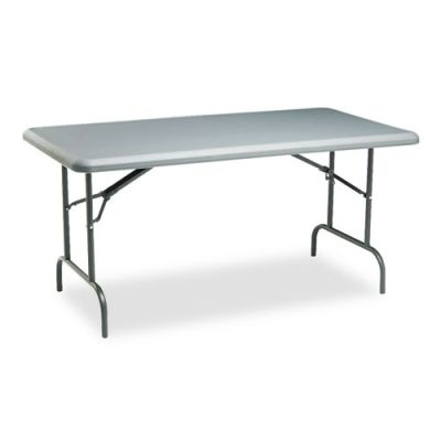 ICE65217 - Iceberg IndestrucTable Too Commercial Grade Rectangular Folding Table