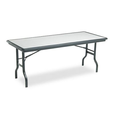 ICE65127 - Iceberg IndestrucTable Rectangular Folding Table