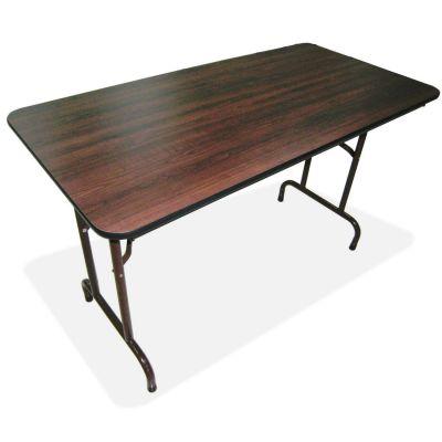 LLR65755 - Lorell Economy Rectangular Folding Table