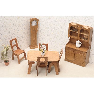 NOTM385158 - Dollhouse Furniture Kit