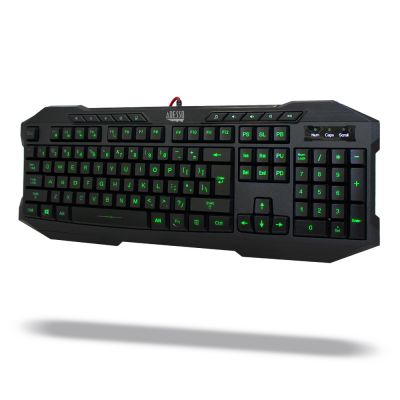 SYNX3881136 - Adesso EasyTouch135 - 3-Color Illuminated Gaming Keyboard