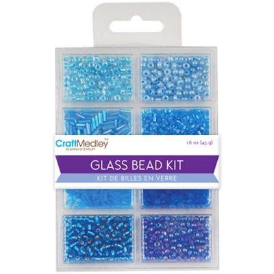 Craft Medley Glass Bead Kit
