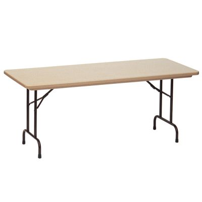 CRLRX309624 - Correll Blow-Molded Tamper Resistant Folding Table