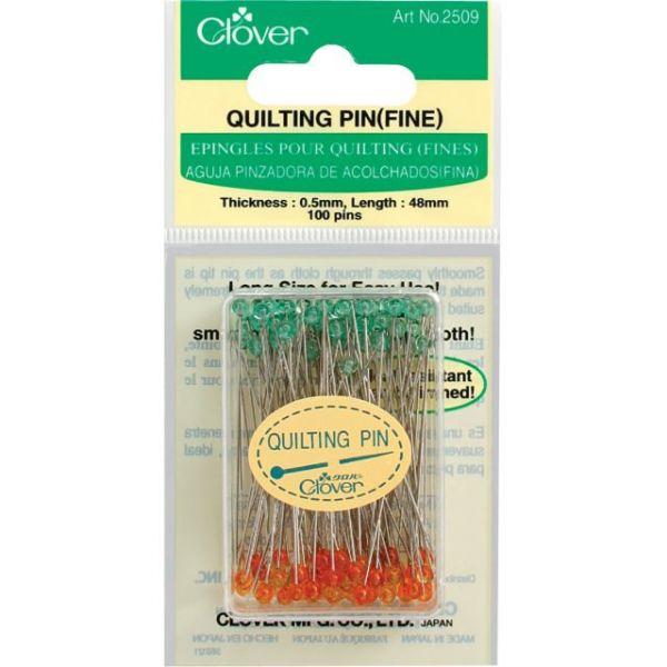 Quilting Pins Fine