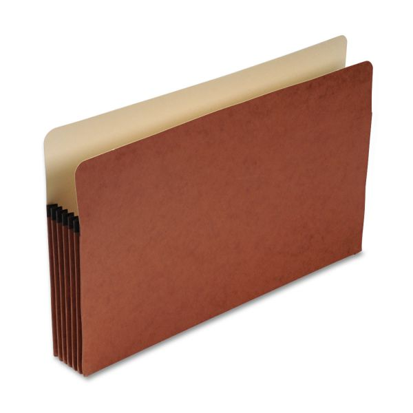 Pendaflex Extra Strong Redrope Expanding File Pockets