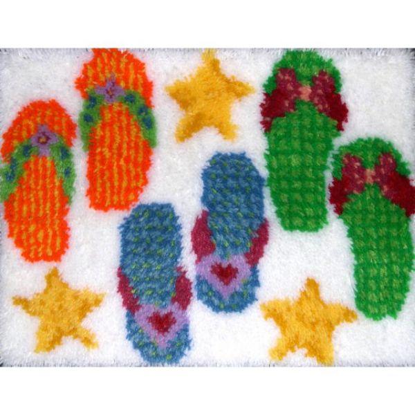 MCG Textiles Latch Hook Kit