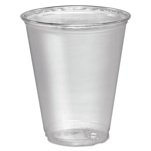 SOLO Ultra Clear 7 oz Plastic Cups