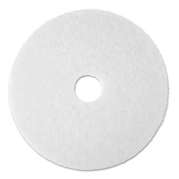 3M White Super Polish Pads