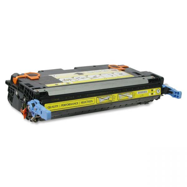 SKILCRAFT Remanufactured HP 643A Yellow Toner Cartridge