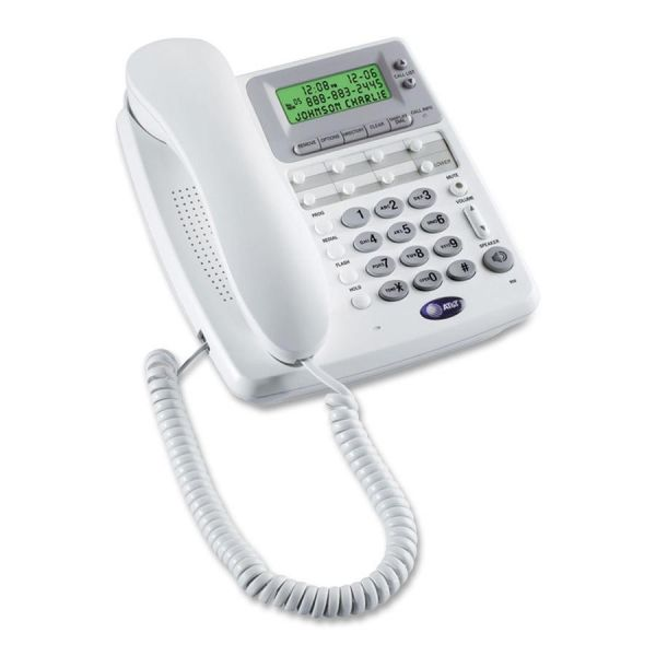 AT&T Standard Phone - White