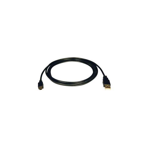 Tripp Lite USB 2.0 Hi-Speed A to Mini-B Cable